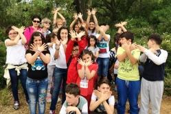 E7 - Rete natura day Santo Pietro - 21 maggio 2015