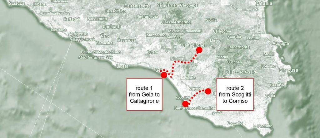 leopoldia tour map