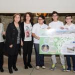 Premiazione alunni - progetto LIFE+ Leopoldia